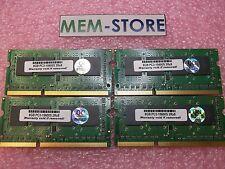 32GB 4x8GB PC3-10600S DDR3 Memory iMac  21.5' iMac 27' Mid 2010/ 2011Core i5/ i7