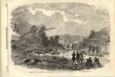 1855 L'intérieur d'une partie du Malakoff septembre