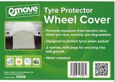 Caravan Wheel Cover U.V Tyre Protector EM68