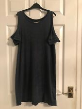 Ladies HOLLISTER Cold Shoulder Dress Small NEW!!