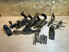 More details for vintage record woodwork plane collection; no 4 44 50c 80 110(2) 735 778