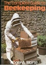 The Complete Guide to Beekeeping by Morse, Roger A. Hardback Book The Cheap Fast