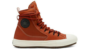 Converse Men's Utility CTAS All Terrain Hi Top Sneaker Amber Sepia 168862C