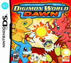 Digimon World Dawn Ds Game DS DSi 3DS 3DSXL + FREE Accessory