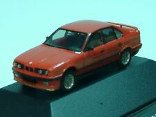Herpa BMW Alpina B 10 Bi-turbo, rouge - 20065 - 1/87 - PC