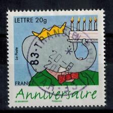 timbre France n° 3927 oblitéré année 2006