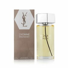 YSL L'HOMME  200ml  EDT Spray For  Men   By YSL