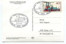 Polarpostsammler im Morgenstern Museum Bremerhaven Polar Antarctic Cover