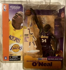 McFarlane Shaquille O'Neal Los Angeles Lakers NBA Chase Figure Series 2