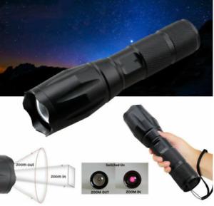 Nachtsicht Infrarot LED Taschenlampe mit IR Weitwinkel Zoom 940nm für die Jagd B