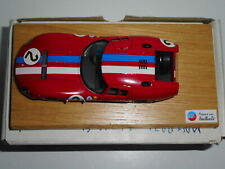 AMR montage AMR MASERATI TIPO 151 24 HEURES DU MANS 1964 KIT factory built