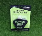 HME Scent Biscuit Rutting Buck Whitetail Liquid-Free Scent, 3-Pack - HME-WAF-RUT