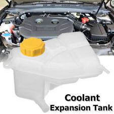 Engine Coolant Expansion Tank Radiator Reservoir & Cap For Ford Fiesta 2002-2008