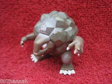 1 POKEMON personaggio: geowaz (Golem), 4cm/Tomy/USATI/Figure/f20