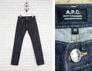 APC Paris Petit Standard Men's Trousers Jeans Size 32