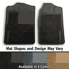 Husky Liners Heavy Duty Front Row Floor Mats - Choice Of Color