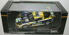 IXO 1:43 Le Mans 2007 CHEVROLET CORVETTE C6-R  #72   OLD SHOP STOCK LMM127