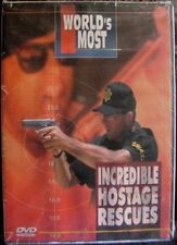 World's Most Incredible Hostage Rescues (DVD, 2000) (dv1280)