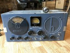 Hallicrafters S-20R Sky Champiom Ham Receiver For Parts/Restoration SN HA-43081