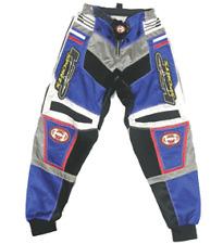 motocross pants dirt bike pants size 30 HRP Sports Yamaha Blue