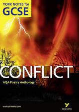 AQA Anthology: Conflict - York Notes for GCSE (Grades A-G), Duffy, Mr Michael, V