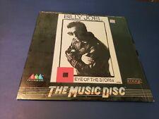 Billy Joel - Eye Of The Storm- Laser Video Disc (LD) CLV, NTSC