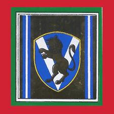 SCUDETTO SERIE A CALCIATORI PANINI 1969/70 - REC  - STEMMA - BRESCIA