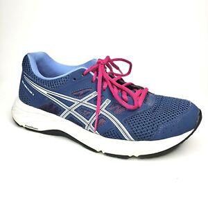 Asics Gel Contend 5 Performance Running Sneakers Shoes Women Size 7 Amplifoam