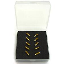 10x Leerlaufdüse / Nebendüse für Mikuni Vergaser Düse M28/1001 Größe 32,5 bis 55