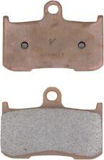 VESRAH SINTERED METAL BRAKE PADS,VD-443JL Sintered/Metal 1721-0105 970771