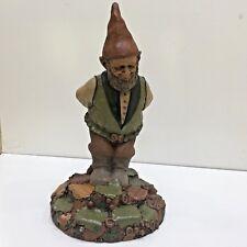 "Tom Clark Gnomes Gulliver 1996 Signed 15"" Tall #50"