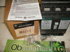 General Electric / GE THED136020WL Circuit Breaker NIB