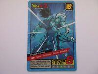 Carte DRAGON BALL Z Carddass Le Grand Combat Part 4 N°587 Hidden Prism 1996 Fr