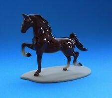 Nouvelle annonce Hagen Renaker Miniature Cheval Figurine Saddlebred