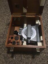 Hilger & Watts 142/43 TB100 Microptic Clinometer