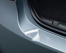 VW GOLF MK6 3/5 PORTE - TRASPARENTE PELLICOLA PARAURTI POSTERIORE protettore