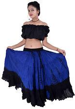 25 yard Raqs Baladi Belly Dance Cotton Skirts