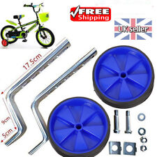 "Bike Stabilisers Bicycle For Kids Cycle Children 12-20""In Training Wheels Safety"
