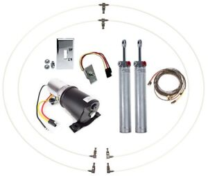 Mustang Convertible Electric Motor Hydraulic Roof Conversion Kit 1964 1965 1966