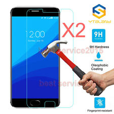 2Pcs 9H+ Premium Tempered Glass Screen Protector Film For UMI Rome Touch Iron
