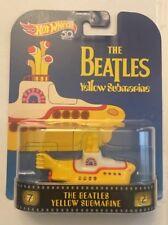 The Beatles Yellow Submarine Hot Wheels 50th Anniversary 1968 - 2018