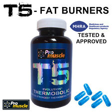 T5 EVOLUTION FAT BURNERS - STRONG DIET PILLS EXTREME WEIGHT LOSS SLIMMING LIPO