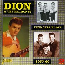 Teenagers In Love:1957-60 - 2 DISC SET - Dion & The Belmonts (2011, CD NEUF)