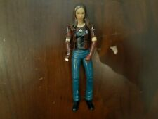 X-Men Movie Rogue Action Figure Loose 2000 Marvel Anna Paquin True Blood VG Cond