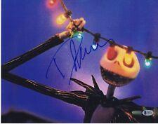 DANNY ELFMAN SIGNED NIGHTMARE BEFORE CHRISTMAS PHOTO 11X14 AUTOGRAPH COA BAS