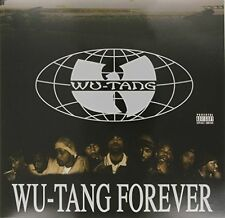 Wu-Tang Clan Hip-Hop Vinyl Records