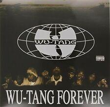 WU-TANG CLAN - WU-TANG FOREVER NEW VINYL RECORD