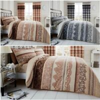 New Luxury Reverie Duvet Covers Quilt Cover Bedding Sets All Sizes & Colors