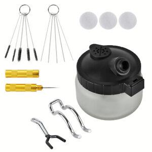 Cleaning Pot Reinigungs Airbrush Zubehör Set für Alle Airbrush Systemen DE