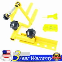 Universal Archery Bow Vise&Bow String Level Combo Tuning for Compound Bow